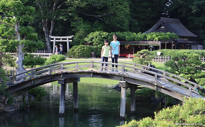 Enjoy Okayama Gardens