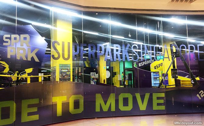 SuperPark Suntec City