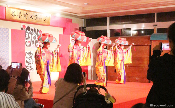 Rizzan Sea Park Hotel Night Performances