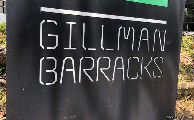 Guide to Gillman Barracks: Art Galleries & Restaurants