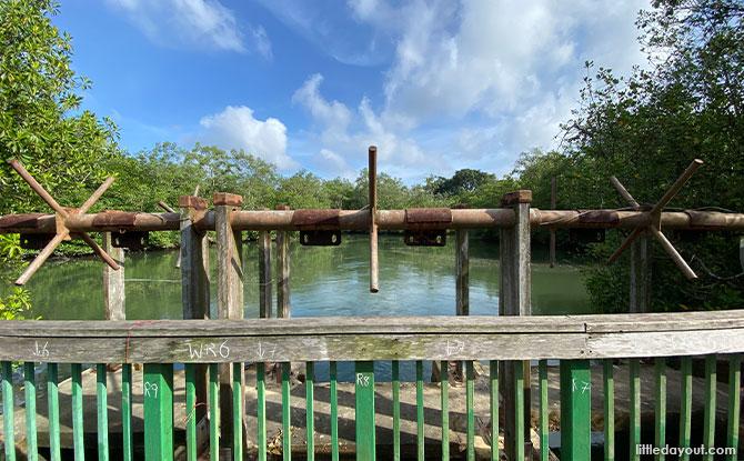 Jelutong Bridge and Dam