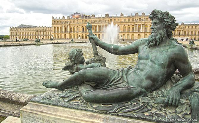 Versailles' Gardens