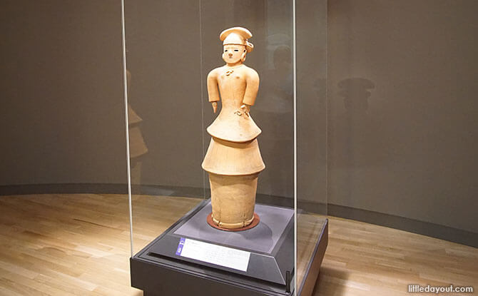Heiseikan or Japanese Archaeology