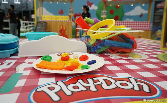 Play-doh Picnic