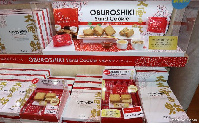 Sand Cookie