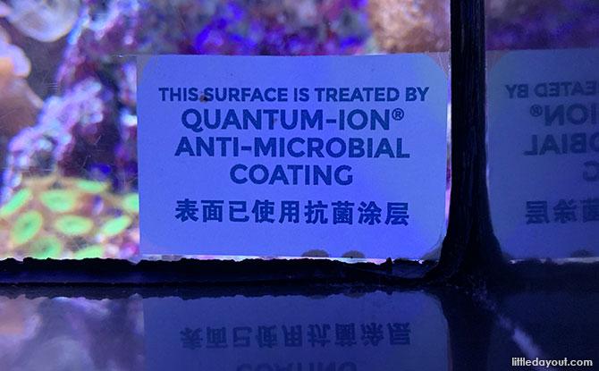 Quantum-Ion anti-microbial coating