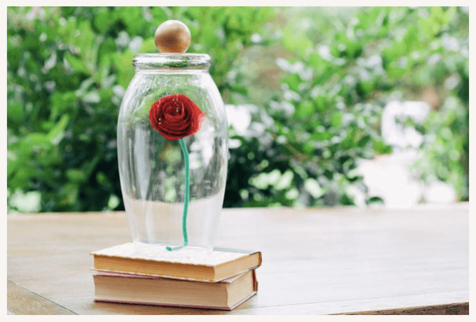 Disney's Enchanted Rose