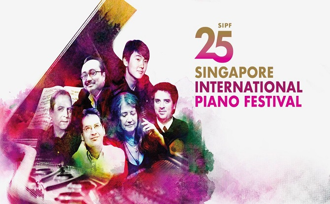 Singapore International Piano Festival - Little Day Out