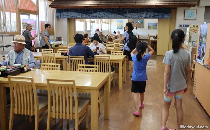 Restaurant at Tottori