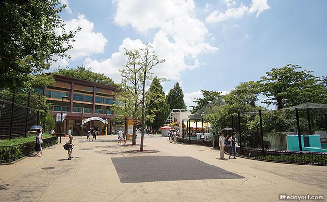 Ueno Zoo West Garden