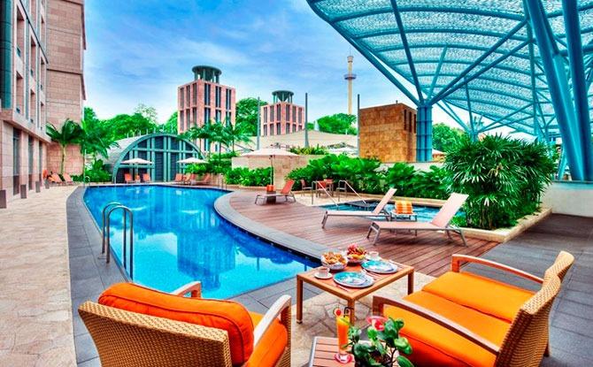 Resorts World Sentosa Staycation - Hotel Michael
