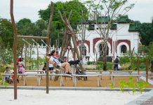 Jurong Lake Gardens Lakeside Garden: Nature, Play And The Community