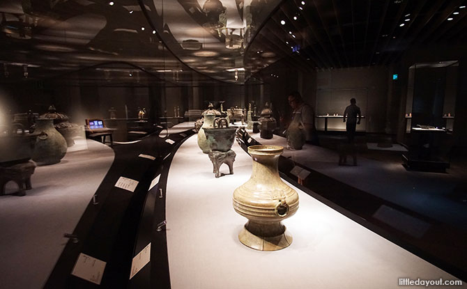 Inside the Asian Gallery