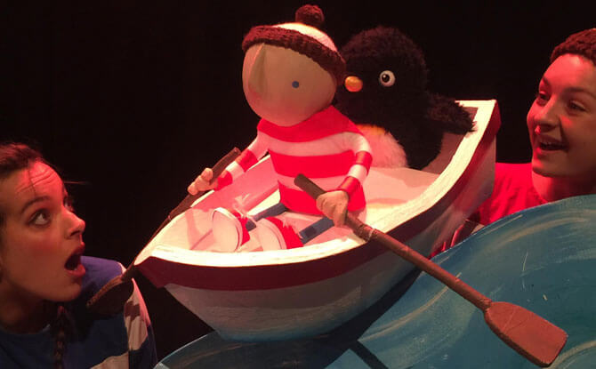 Lost and Found in Singapore - Children's Theatre