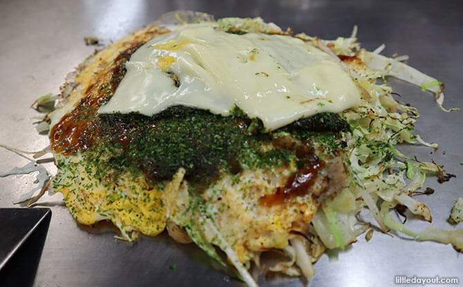 Hiroshima's signature dish