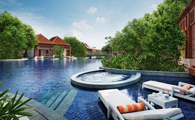 One-bedroom Beach Villa, Resorts World Sentosa