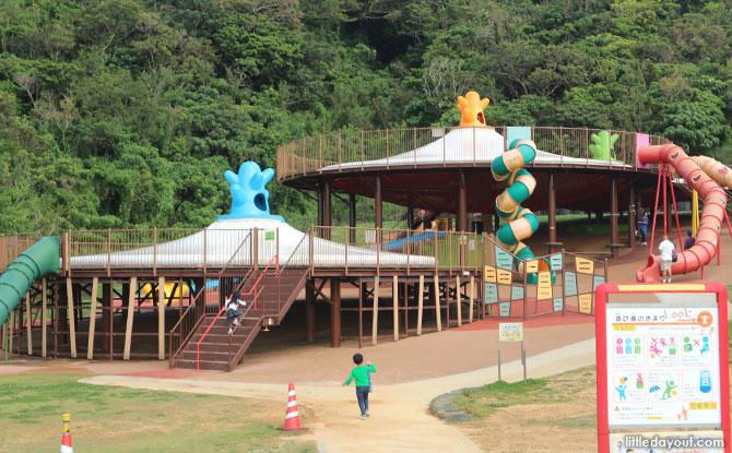 Nagagusuku Park
