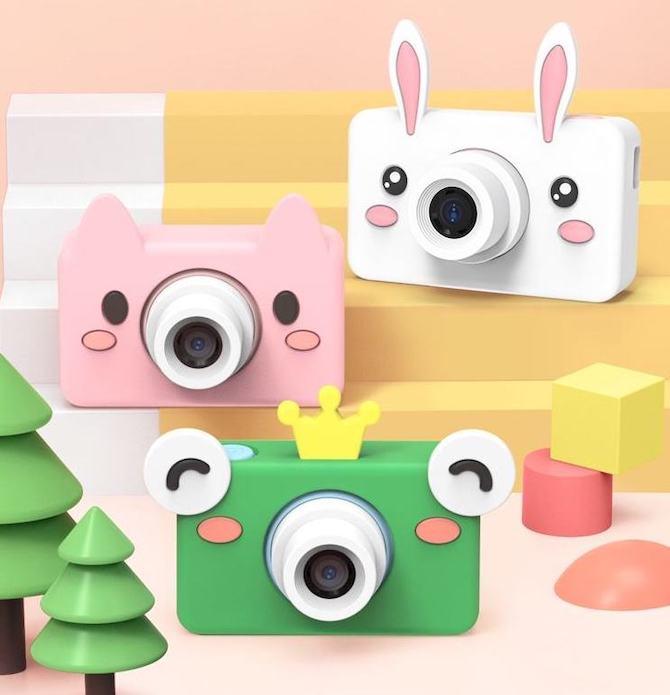 32MP Ultra HD Kids Children Cam
