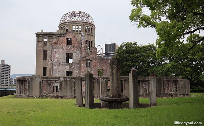 Dome at Hiroshima Peace Park