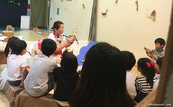 Programmes at Kids Plaza Osaka