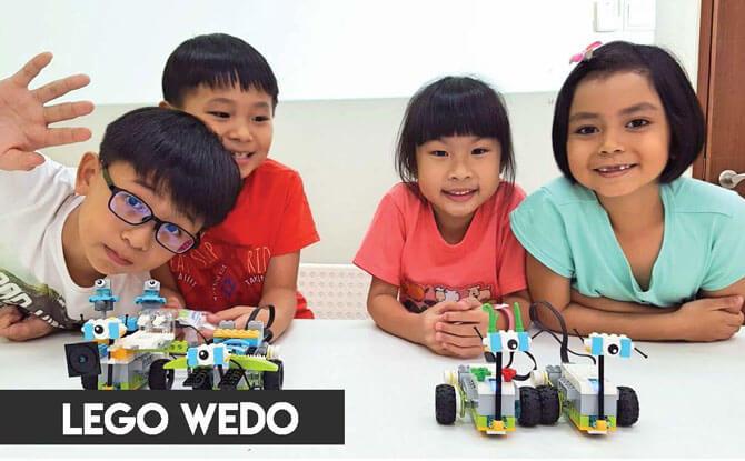3 Terra Minds Holiday Programmes Lego Wedo