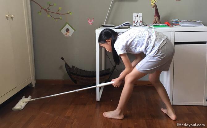 3e elise cleaning