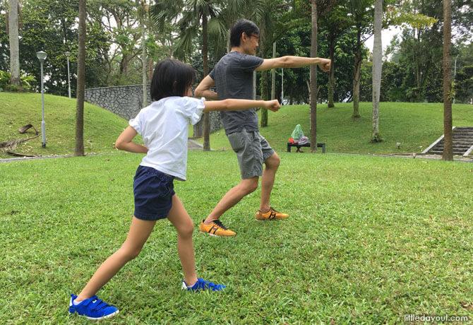 4 kungfu