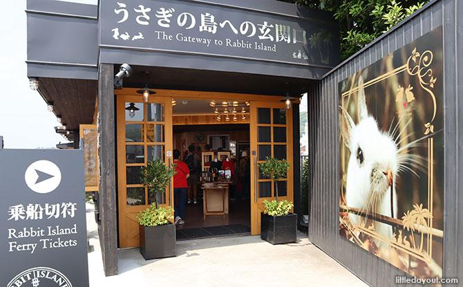 Okunoshima Bunny Island