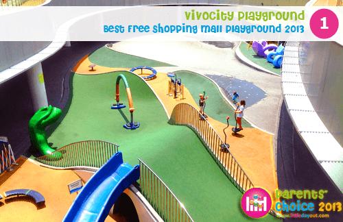 Vivocity Playground