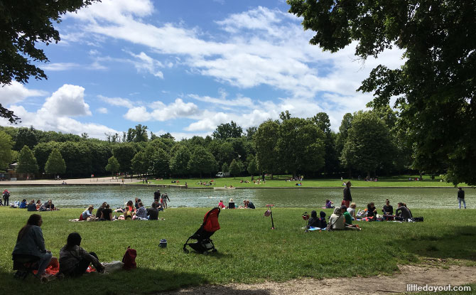 Grand Canal, Versailles