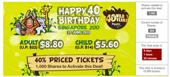 Zoo Deal