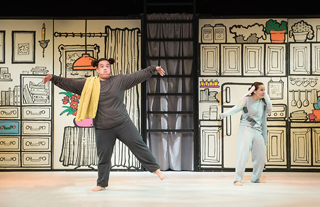 Bunny Find the Right Stuff at Esplanade Theatres on the Bay