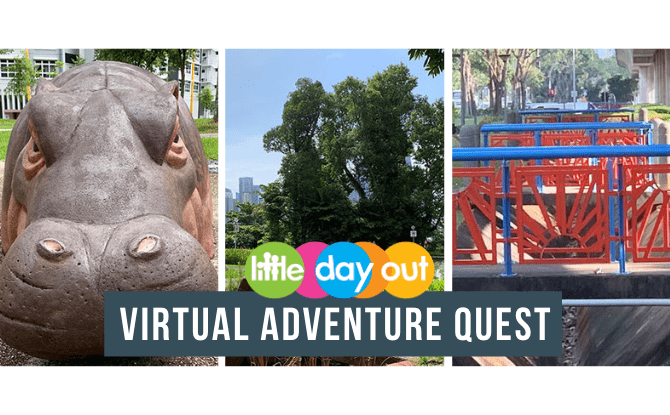 Virtual Adventure Quest