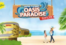 SAFRA Punggol's Oasis Paradise: Free Kids Activities, Festive Light-Up & Toy Gift Card To Be Won