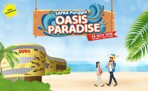 SAFRA Punggol Oasis Paradise Open House November 2018