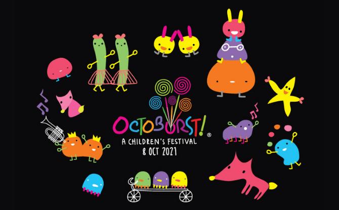 Octoburst! – A Children's Festival 2021