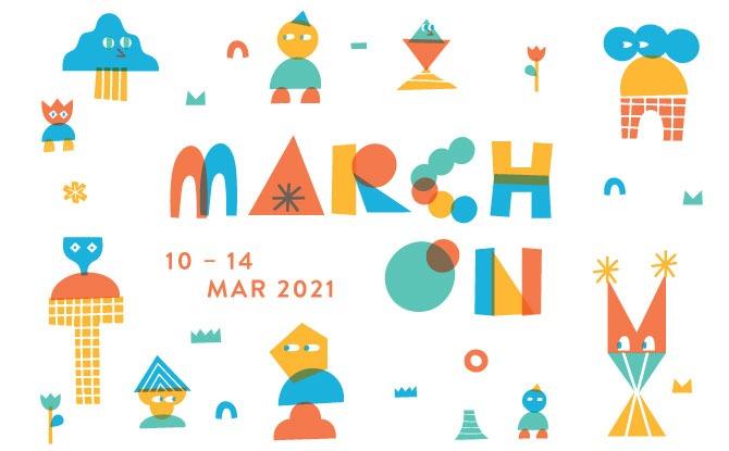 "Esplanade Presents ""March On"" Children's Festival 2021"