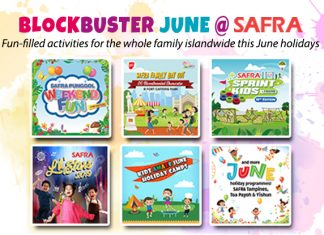 SAFRA June Holiday Programmes 2019: Have A Blockbuster June With Super-charged Activities For Families