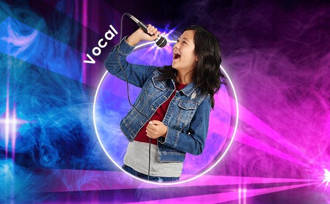 Vocal Category - SAFRA Lil' Stars