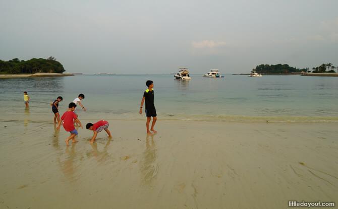 Pink Lagoon beach
