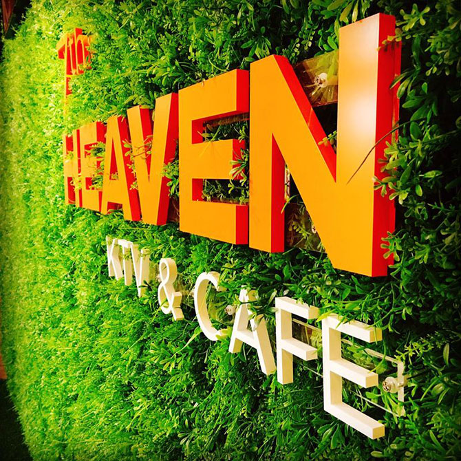 7th Heaven KTV & Café