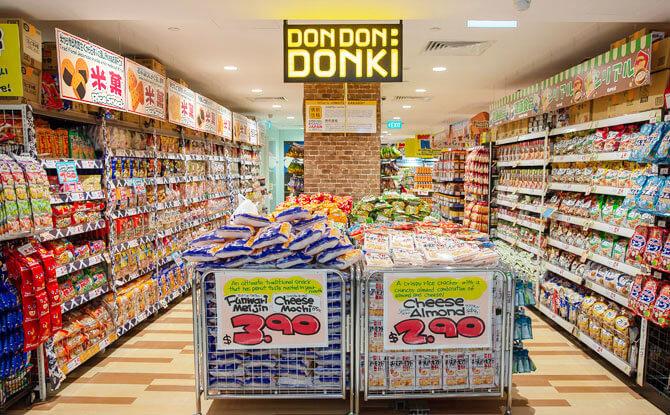 Don Don Donki Tanjong Pagar