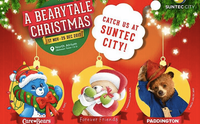 A Bearytale Christmas