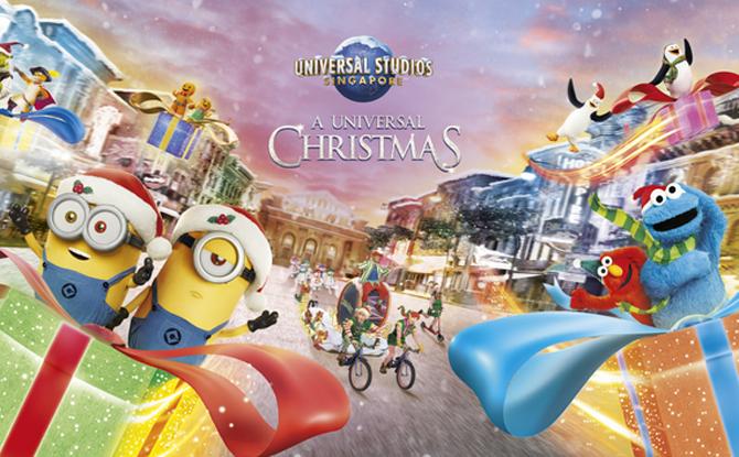 A Universal Christmas 2018
