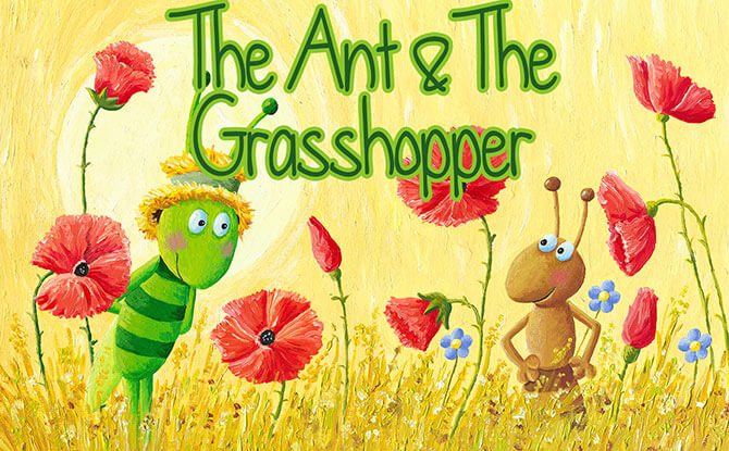 The Ant and The Grasshopper Ticket Giveaway