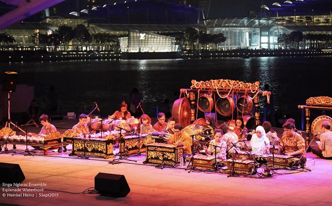Asian Culture & Music Series - Indonesia