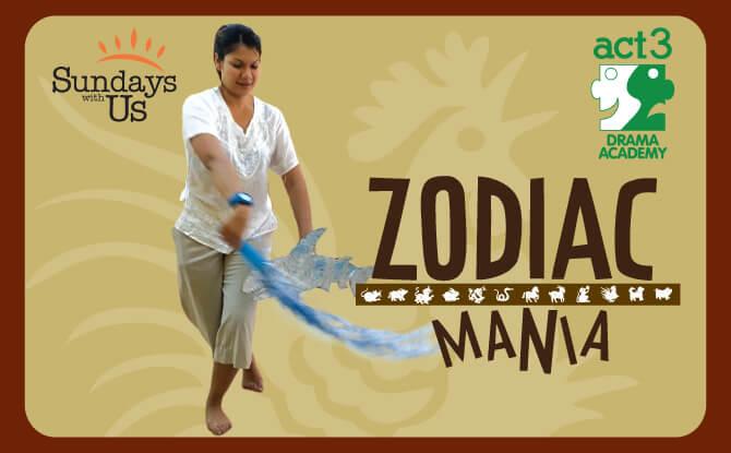 ACT 3 Drama Academy's Zodiac Mania