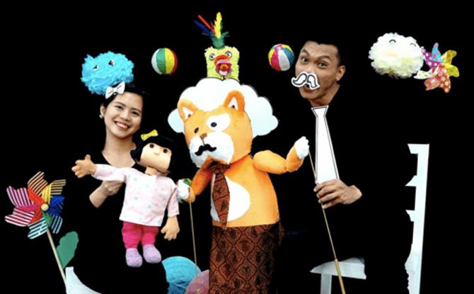 Arts in Your Neighbourhood: Maxx the Cat