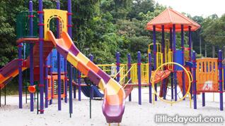 Ang Mo Kio Town Garden West Playground