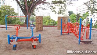 Ang Mo Kio Town Garden East Playground